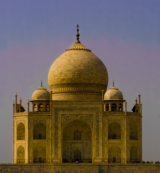 Photograph Taj Mahal by Carrie Stiles on 500px