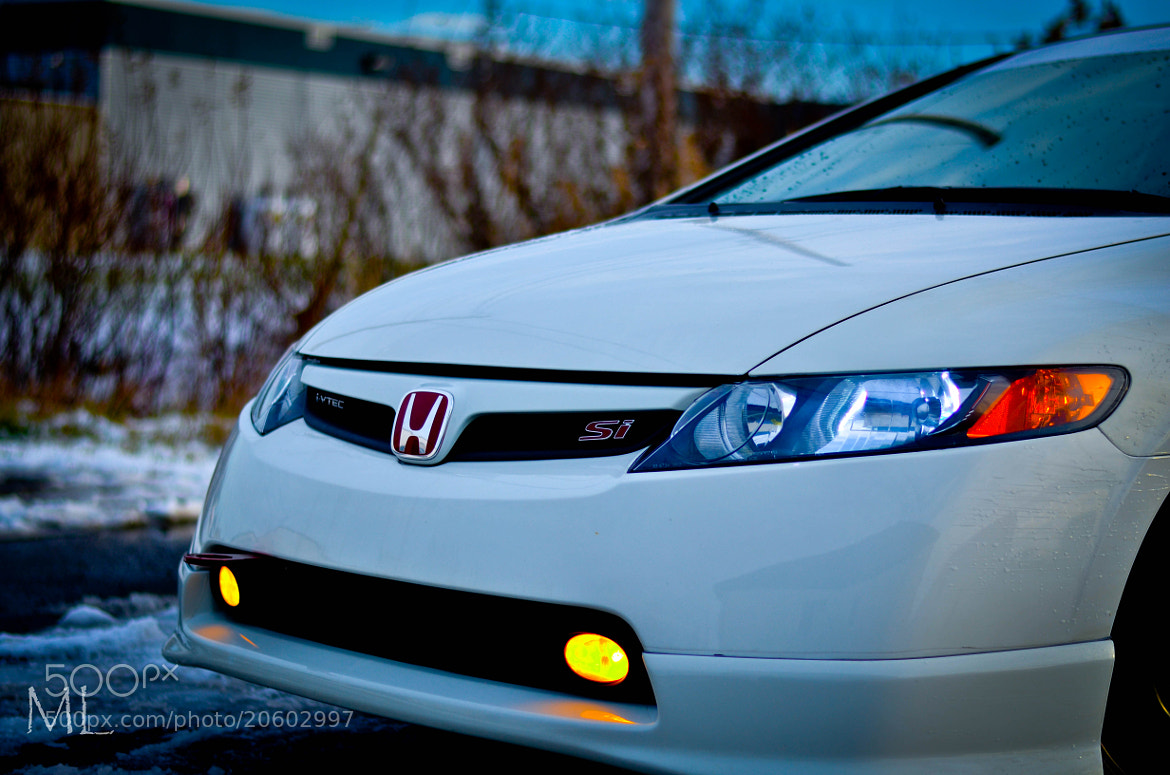 Photograph front end by Mat Lacasse on 500px