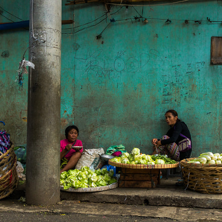 vegetable vendors