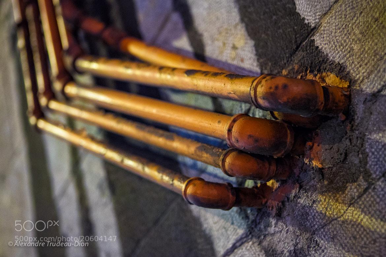 Photograph Robot fingers by Alexandre Trudeau-Dion on 500px