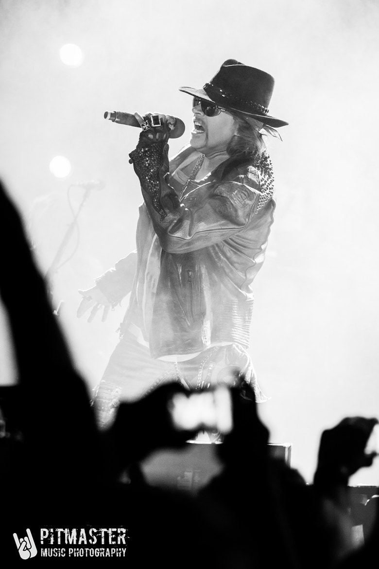 Photograph Axl Rose by Om Prakash on 500px