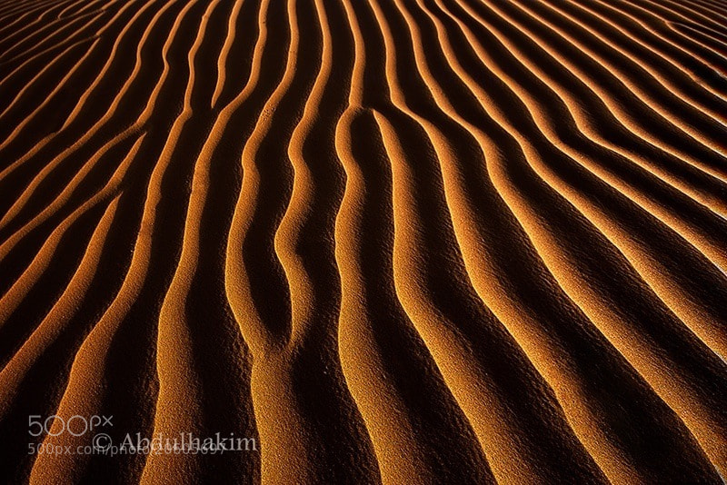 Photograph Abstract by Abdulhakim Al-Ojaili on 500px