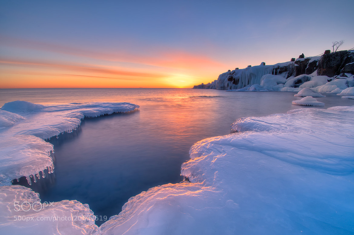 Photograph Icy Morning by Ryan Engstrom on 500px