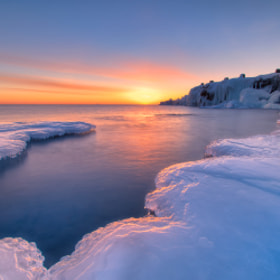 Icy Morning by Ryan Engstrom on 500px.com