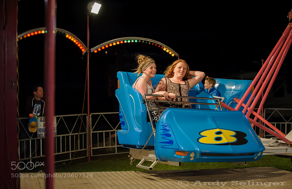 Photograph carnival ride by Andy Selinger on 500px