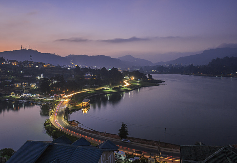 Evening Over Nuwara Eliya & Lake Gregory #8 by Son of the Morning Light on 500px.com