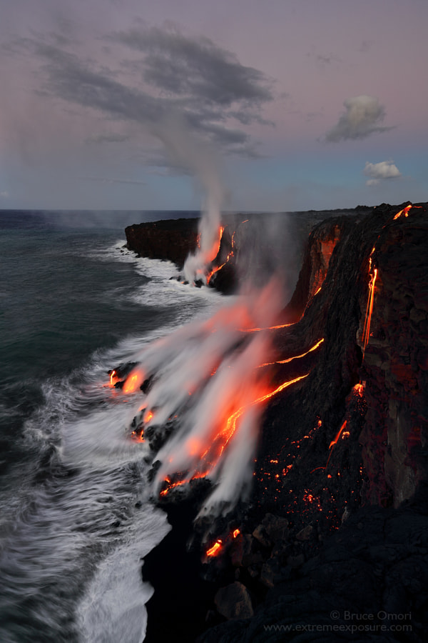 Accretion by Bruce Omori on 500px.com