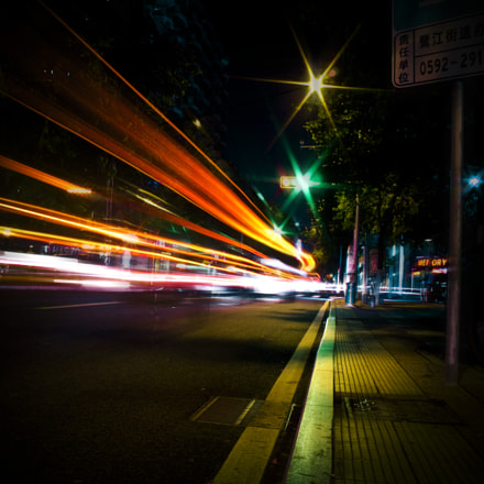 Xiamen by night