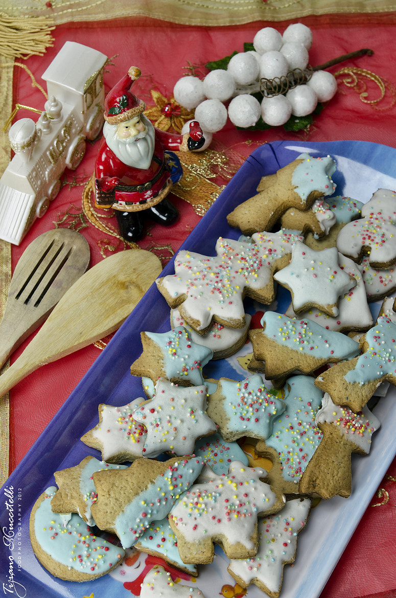 Photograph Christmas biscuits  by Chef Tiziano Muccitelli on 500px