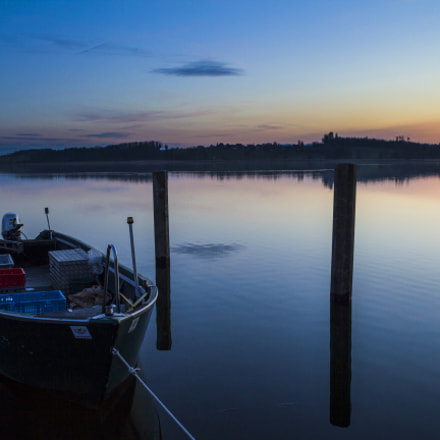 The Sunset And The, Canon EOS 550D, Canon EF-S 18-55mm f/3.5-5.6 IS