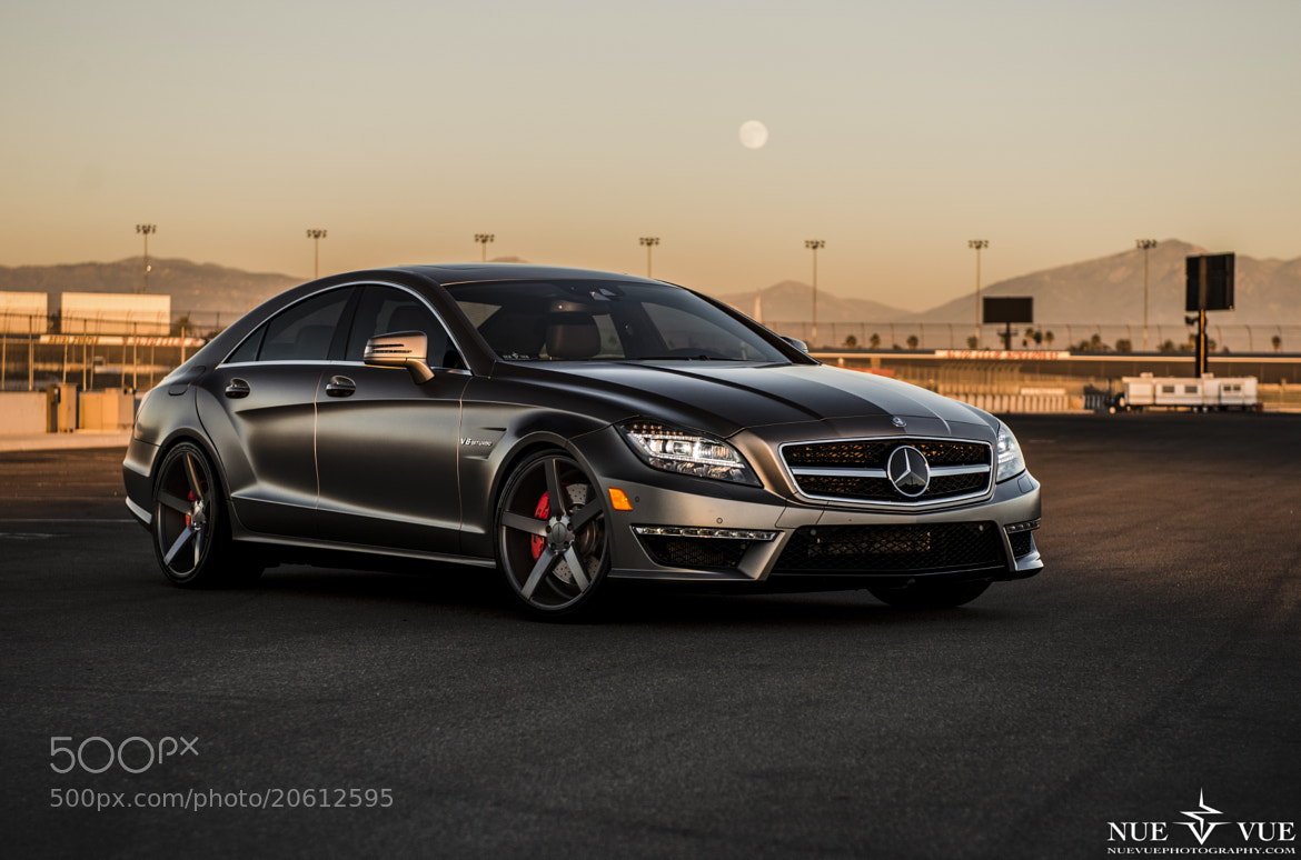 Photograph AMG CLS on Vossen's  by Nue Vue on 500px