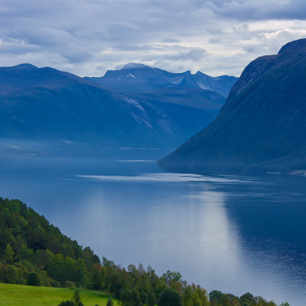 From the fjords, Canon EOS M, Canon EF-M 55-200mm f/4.5-6.3 IS STM