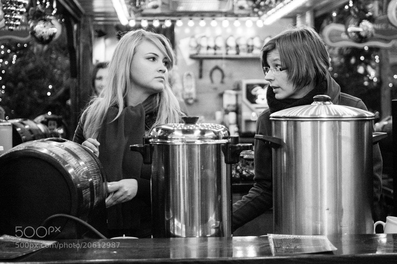 Photograph conversation by Jakub Ostrowski on 500px