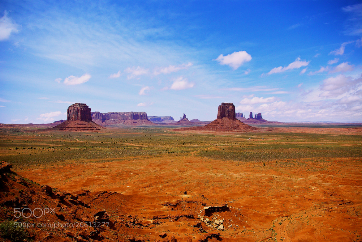 Photograph John Wayne's Land by Gilles Le Drian on 500px