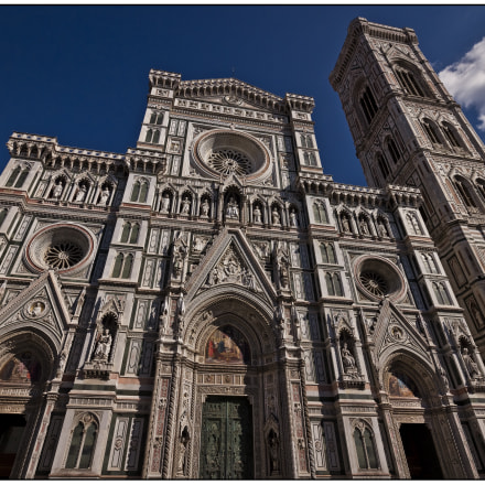 The Cattedrale di Santa, Canon EOS M, Canon EF-M 11-22mm f/4-5.6 IS STM