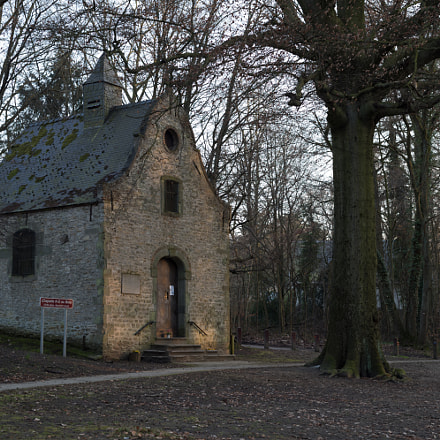 Chapelle Notre-Dame au Bois