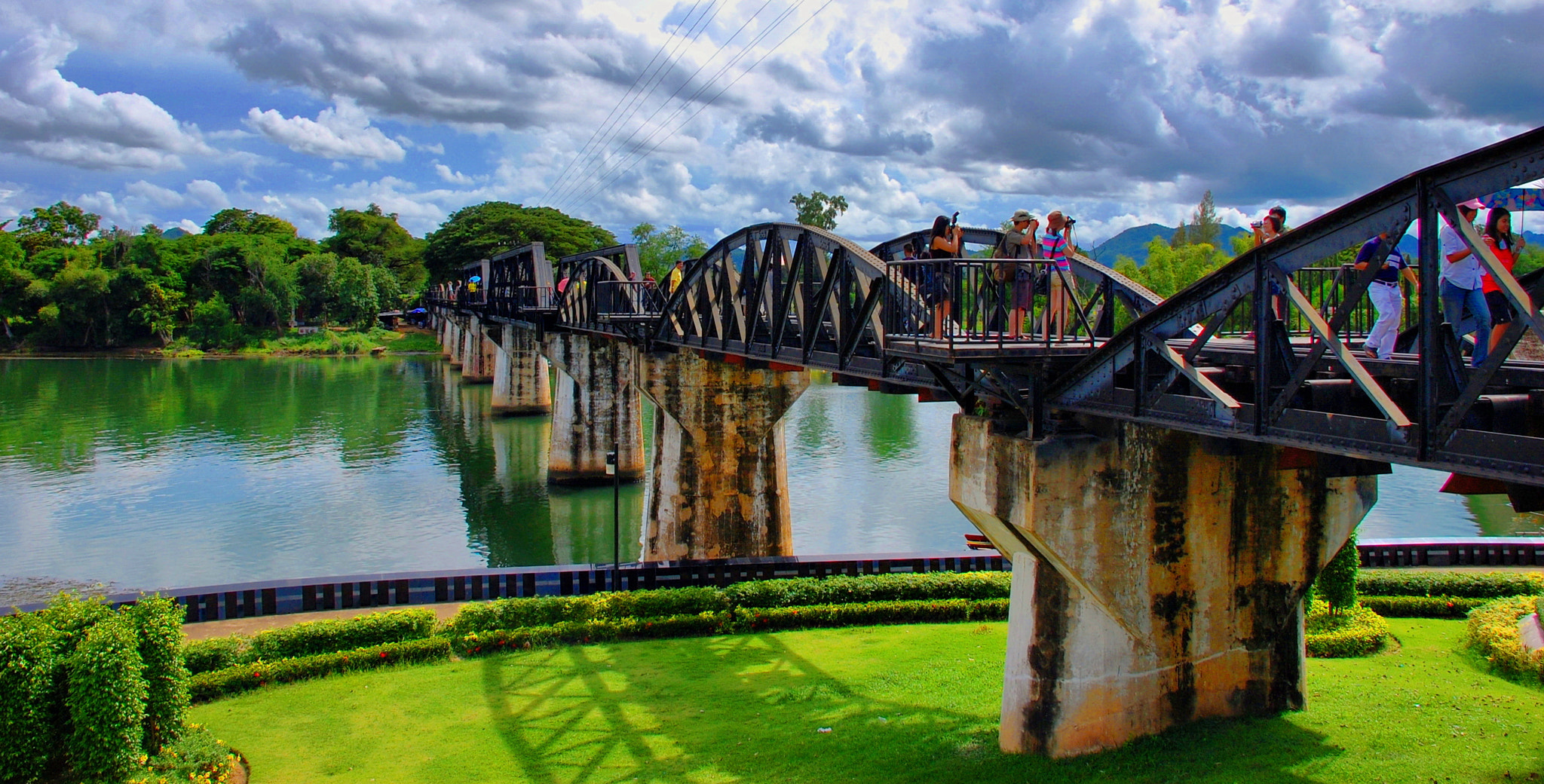 Photograph The Bridge on the River Kwai by Sheffi M. on 500px