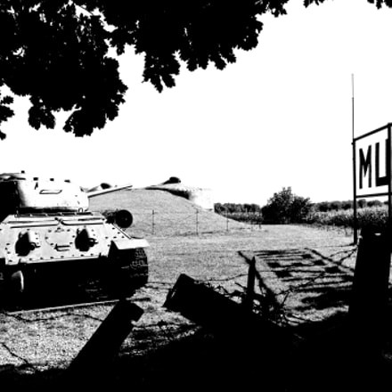 T-34..., Canon POWERSHOT SX500 IS