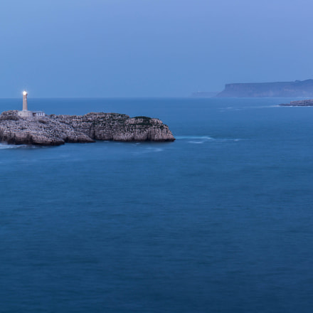 The lighthouse of Mouro, Samsung NX300