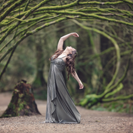 Dancing in the enchanted, Canon EOS 5DS R