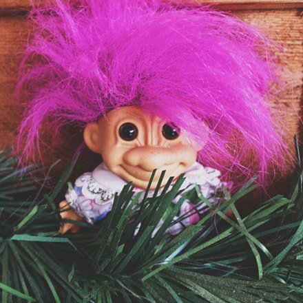 forest troll, Apple iPhone 7, iPhone 7 back camera 3.99mm f/1.8