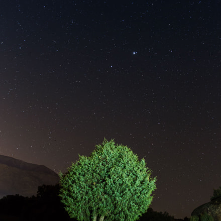 Under the stars, Canon EOS 6D, Canon EF 24-70mm f/4L IS USM