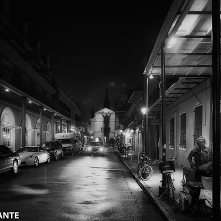 New Orleans, Canon EOS 6D, Canon EF 24mm f/2.8