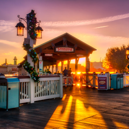 Sassagoula Dock at Disney, Canon EOS REBEL T5I, Canon EF-S 18-55mm f/3.5-5.6 IS STM