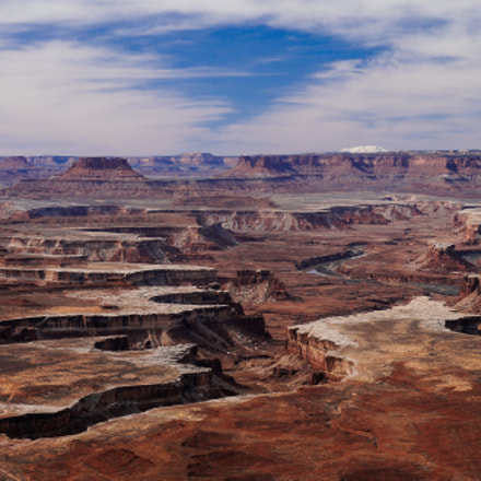 The Land of Canyons, Sony NEX-3N, E PZ 16-50mm F3.5-5.6 OSS