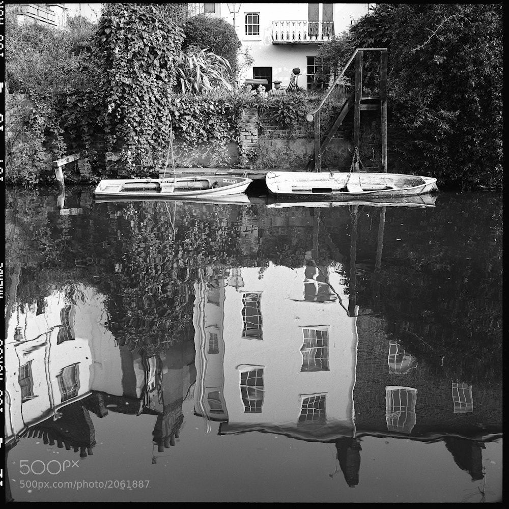 Photograph Reflections by Chris Prefontaine on 500px