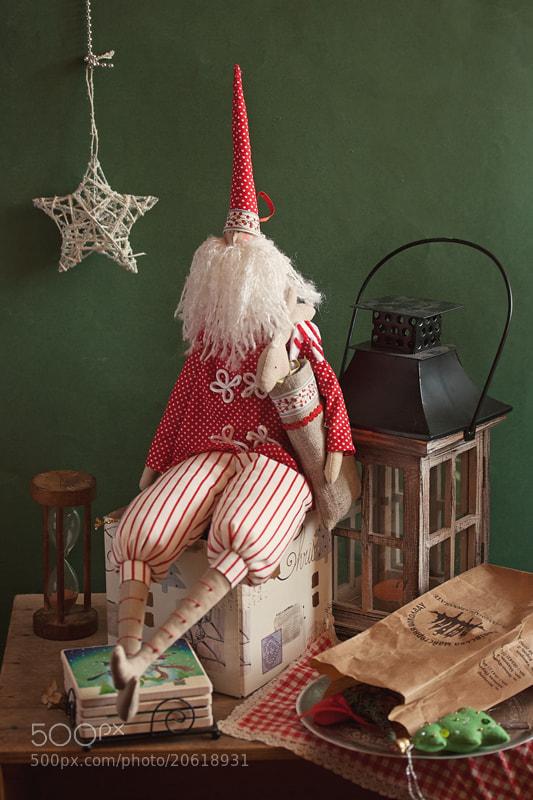 Photograph Santa by Yulia Pletinka on 500px