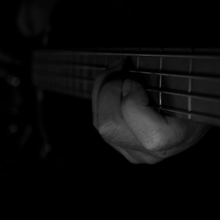Play the Bass, Sony ILCE-6000, Sigma 30mm F2.8 [EX] DN
