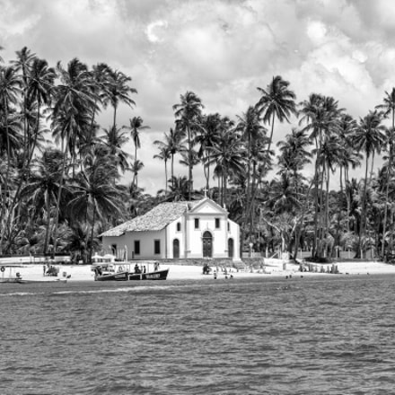 The church in the, Canon EOS REBEL T5I, Canon EF-S 18-135mm f/3.5-5.6 IS STM