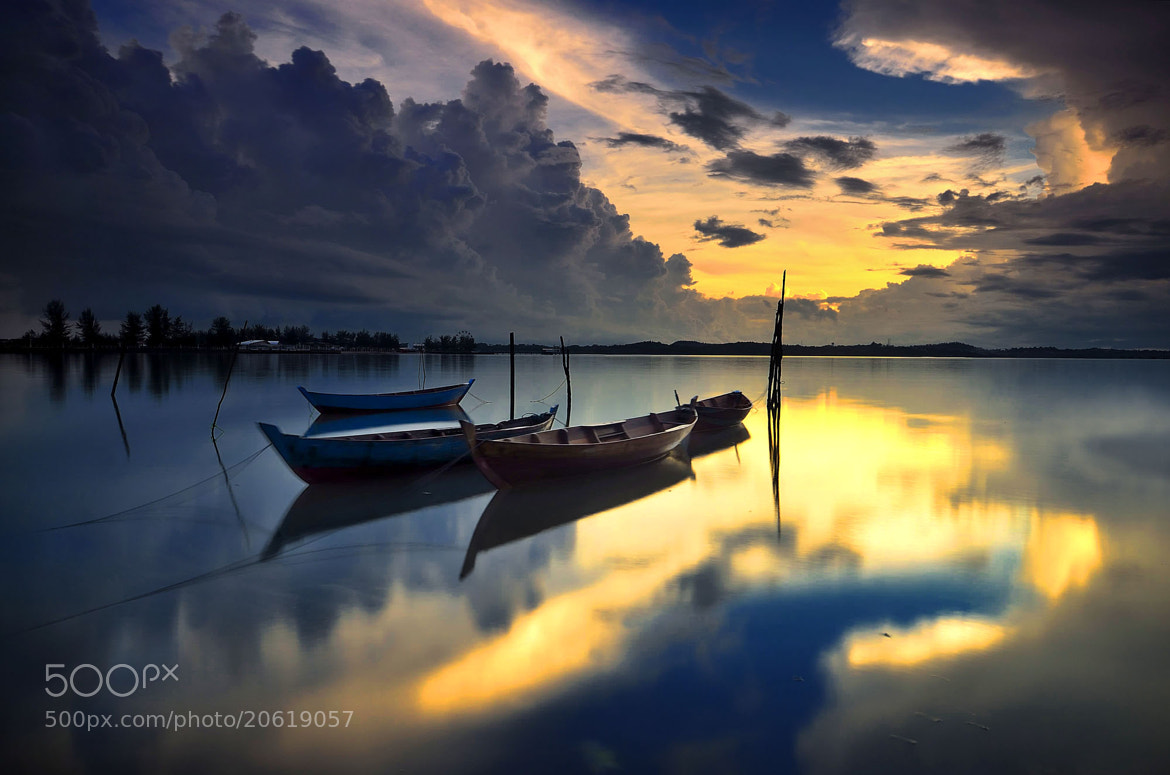 Photograph ::. boat park .:: by Ahmad Zulharmin Fariza on 500px