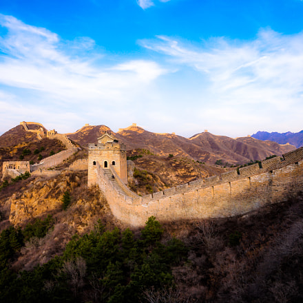 GreatWall, Sony ILCE-6300, Sony E 16-70mm F4.0 ZA OSS