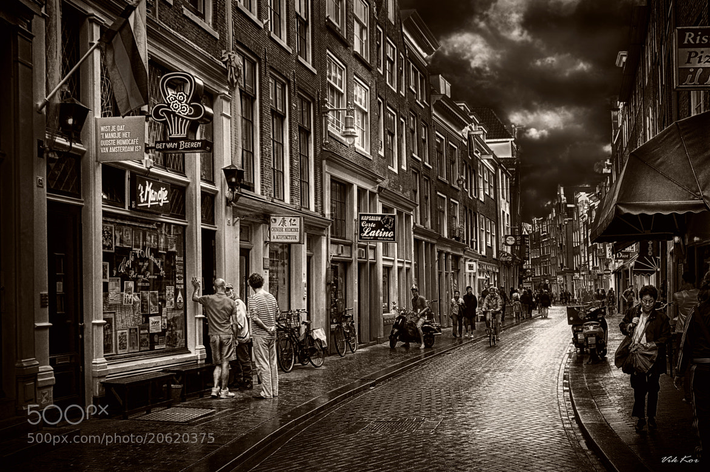 Photograph Amsterdam after rain by Viktor Korostynski on 500px