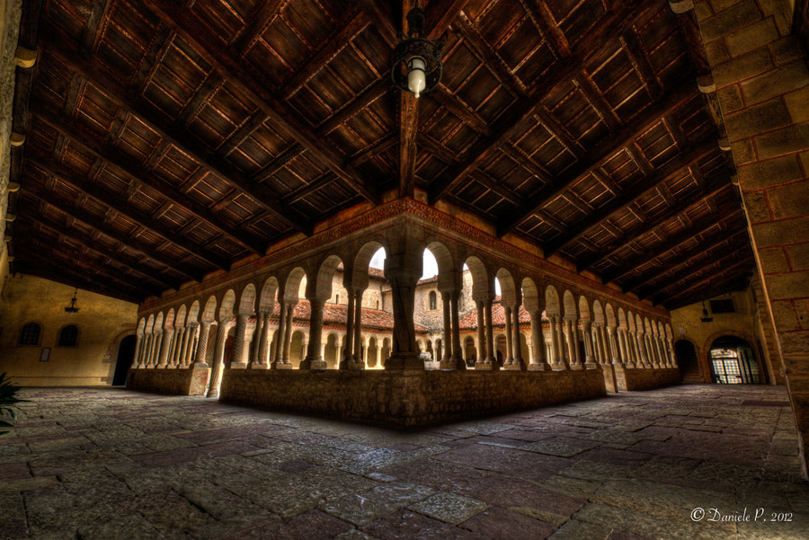 Photograph Abbazia Cistercense Santa Maria di Follina. by Daniele Pagotto on 500px