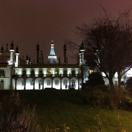 Brighton Pavilion, Apple iPhone 6s, iPhone 6s back camera 4.15mm f/2.2