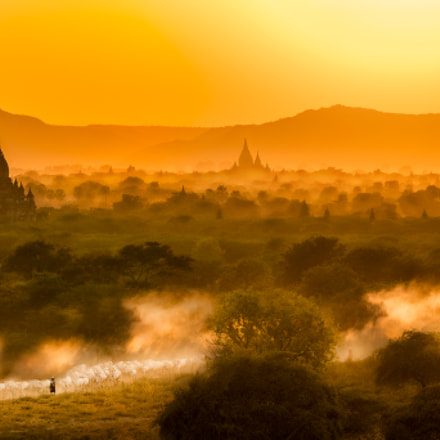 Ancient Bagan, Sony ILCE-7RM2