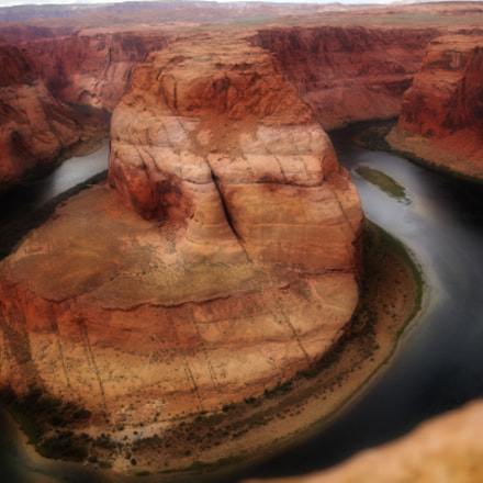 Arizona: horseshoe bend, Canon EOS 5DS R, Sigma 20mm f/1.4 DG HSM | A