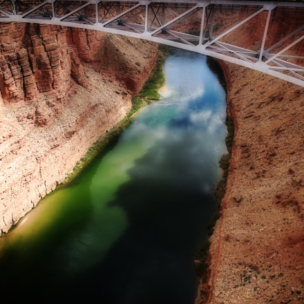 Colorado river, Canon EOS 5DS R, Sigma 20mm f/1.4 DG HSM | A