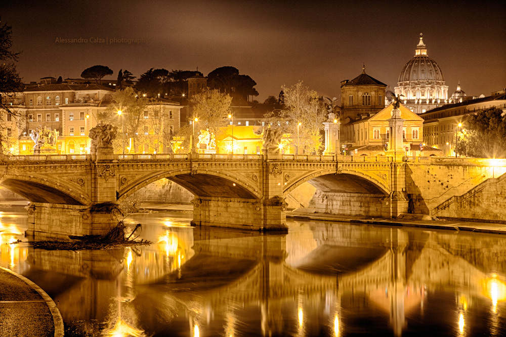 Photograph Golden Rome by Alessandro Calza on 500px