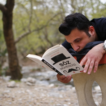 nature and book, Canon EOS 650D, Sigma 24mm f/1.4 DG HSM | A