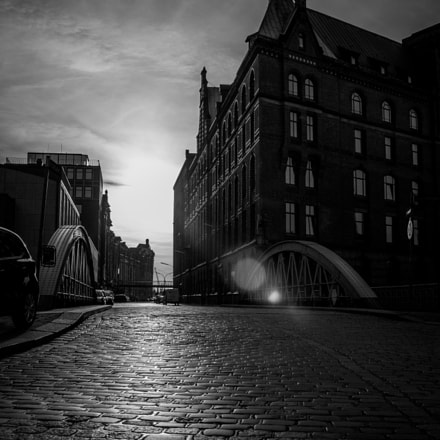 HH. Speicherstadt, Canon EOS M, Canon EF-M 18-55mm f/3.5-5.6 IS STM