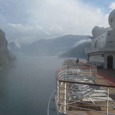 Travel pic throwback Fjords, Canon POWERSHOT A560