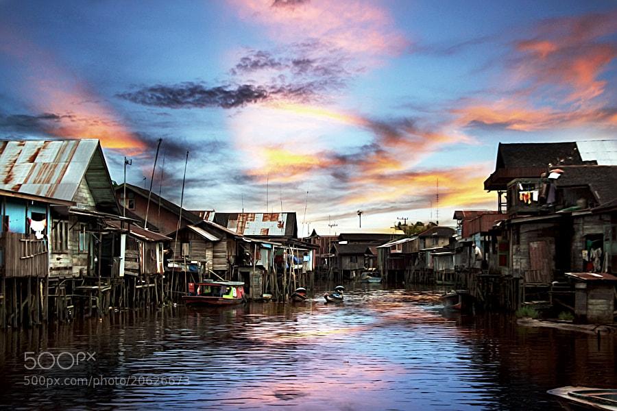 Photograph Banjarmasin- Indonesia by 3 Joko on 500px