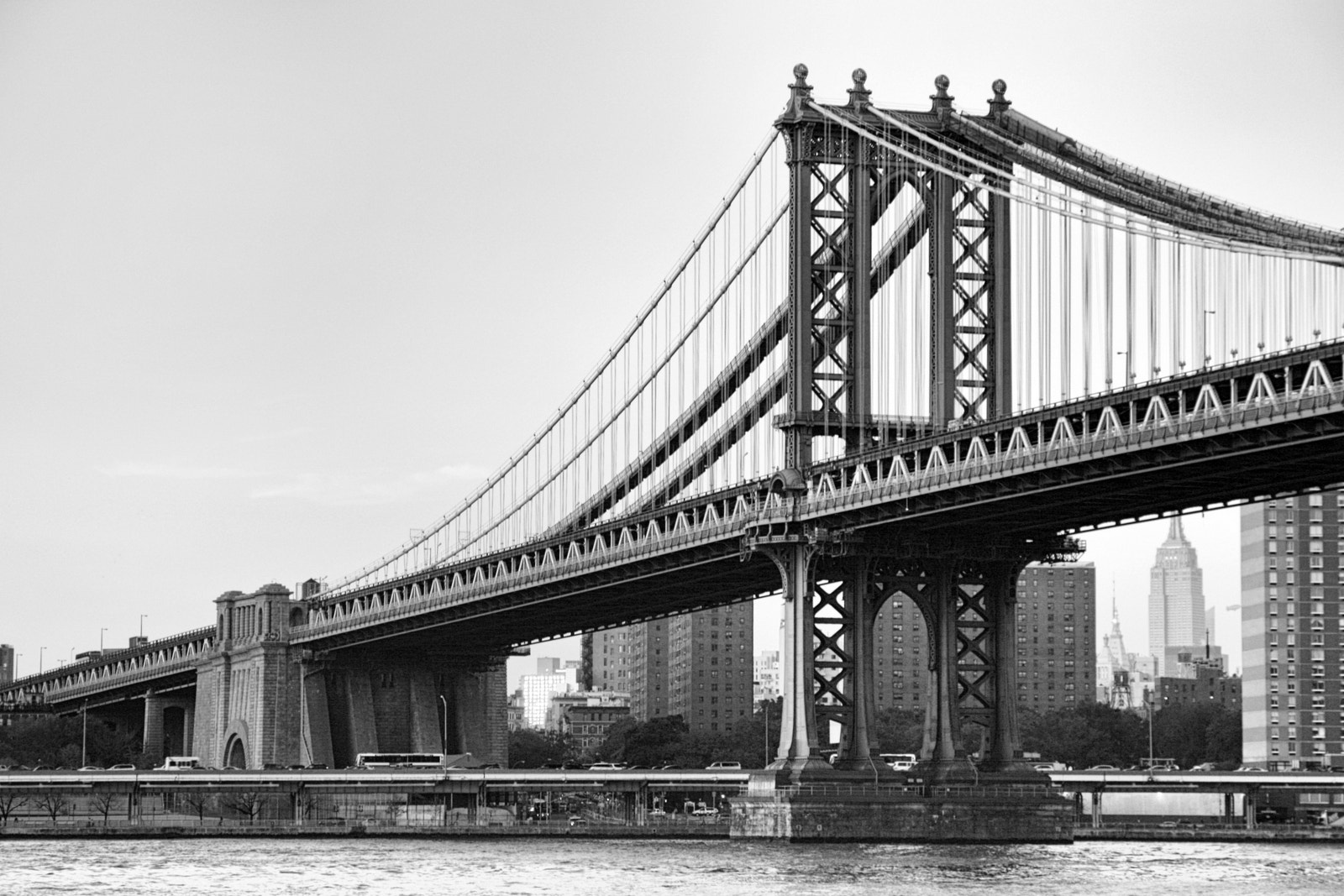 Photograph Brooklyn bridge by Arnaud  on 500px