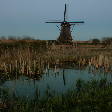 Kinderdijk Netherlands, Canon EOS 70D, Canon EF 75-300mm f/4-5.6 IS USM