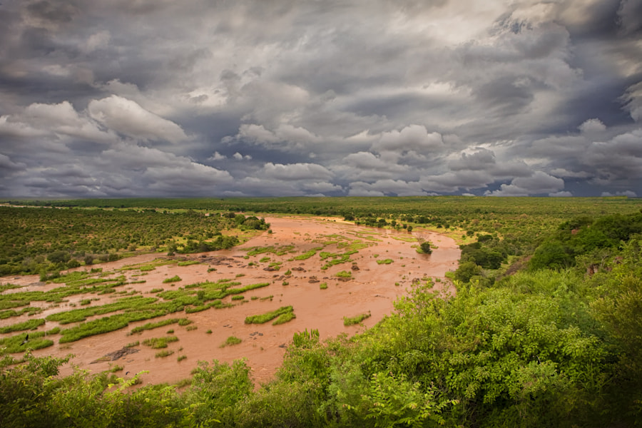 Photograph Olifants River by Mario Moreno on 500px
