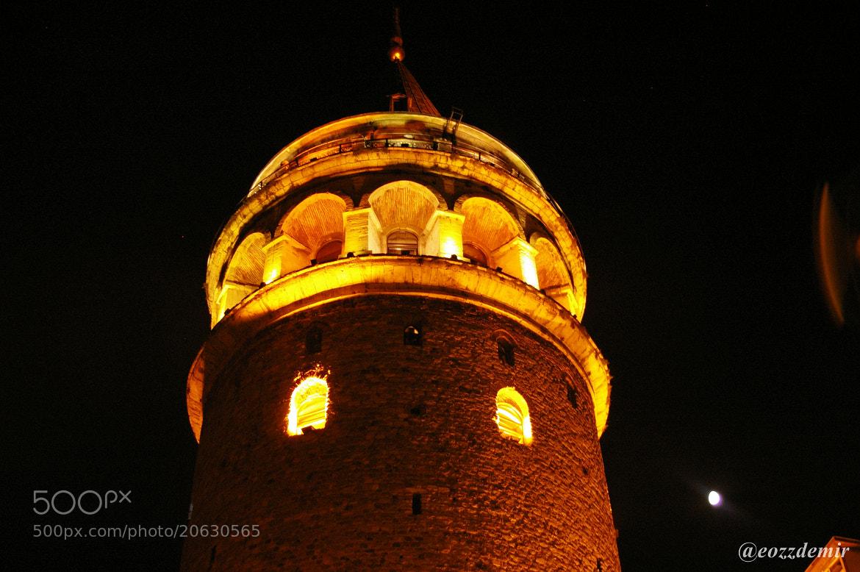Photograph Galata Tower by Erdem Özdemir on 500px